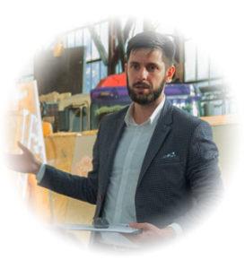 Антон Власенко, Директор по развитию бизнеса Bazalt Company
