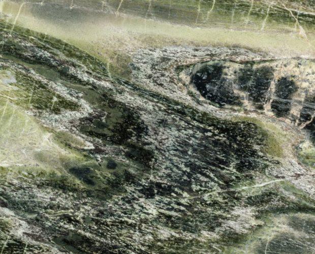 Итальянский зеленый мрамор Irish Green