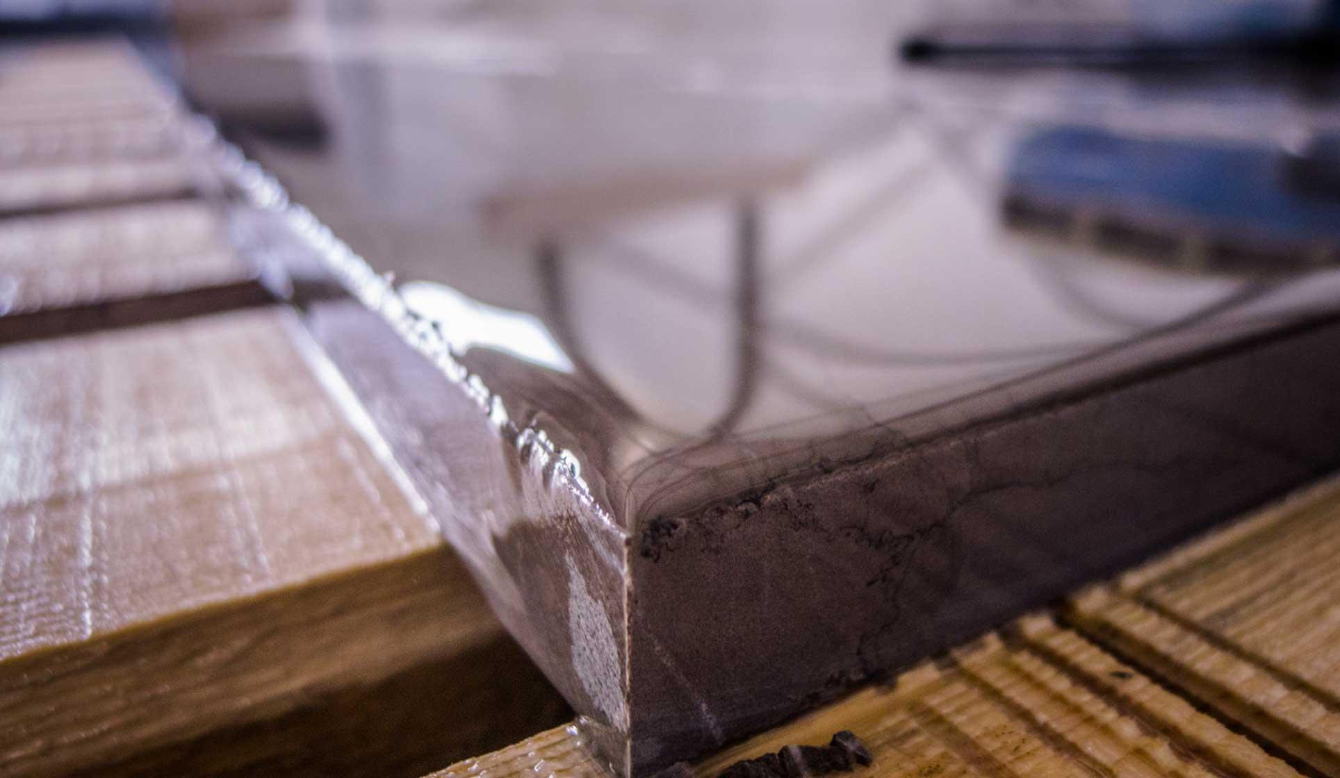 Профильная обработка камня