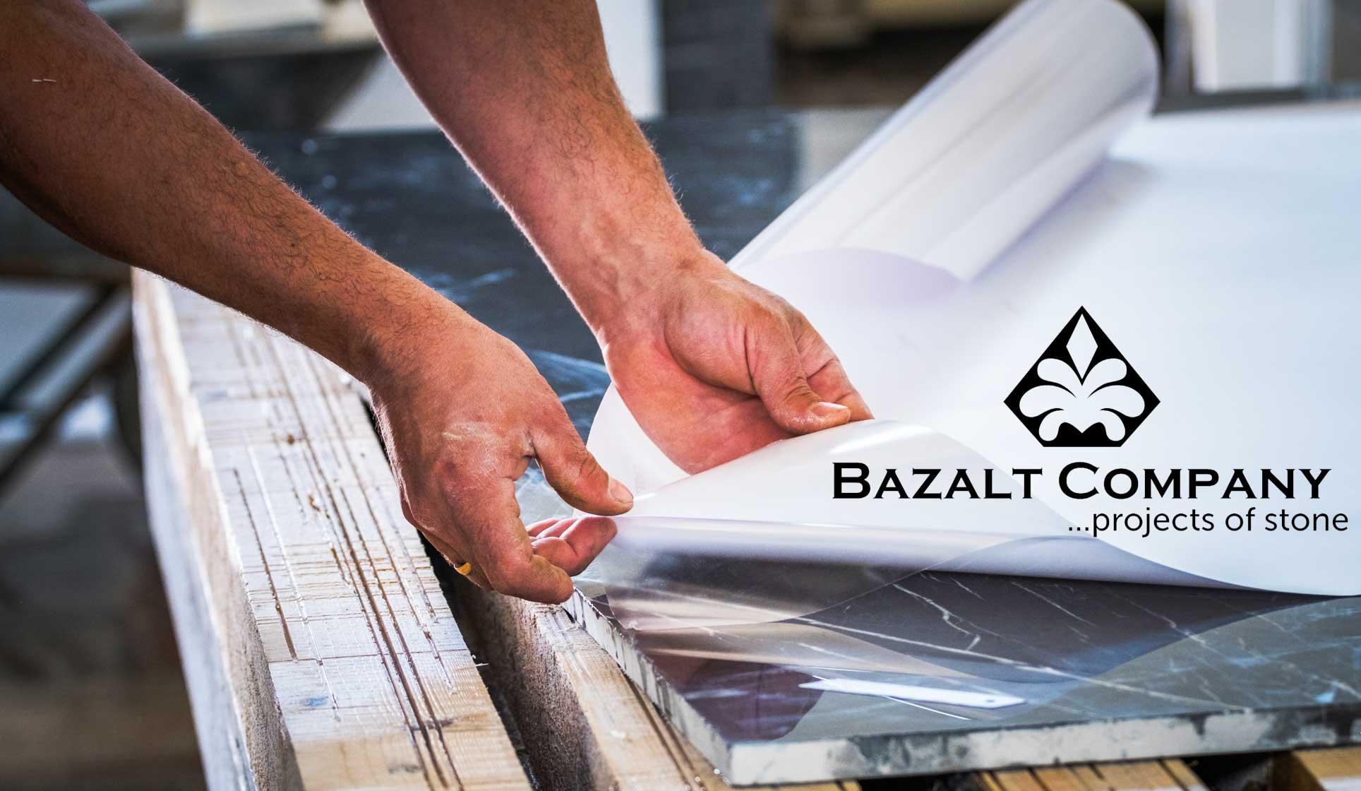 Bazalt Company - независимая строительная компания, специализирующаяся на комплексном выполнении проектов с применением натурального камня (мрамора, оникса, травертина, гранита, сланца, известняка и других).