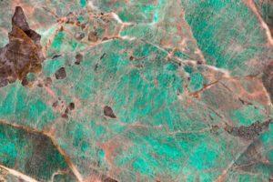 Итальянский голубой гранит Amazonite