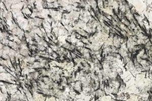 Arctic White - светло-серый гранит