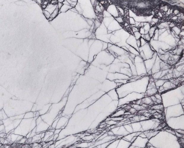 Milas Lilac – белый кружевной мрамор добываемый в Турции